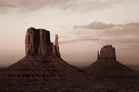 The Mittens -Monument Valley